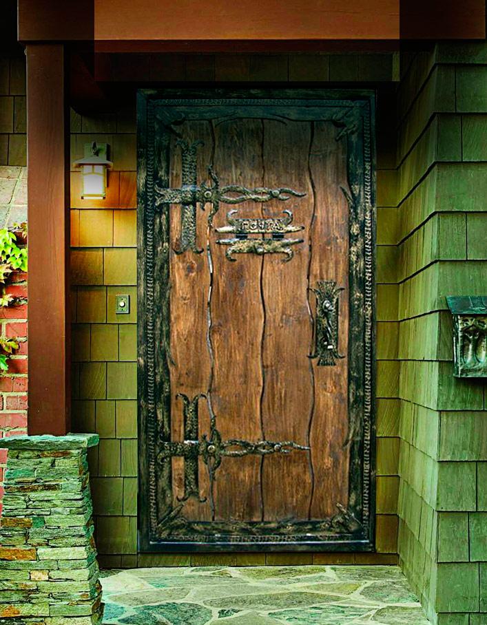 Межкомнатные двери из дерева – купить в Самаре
